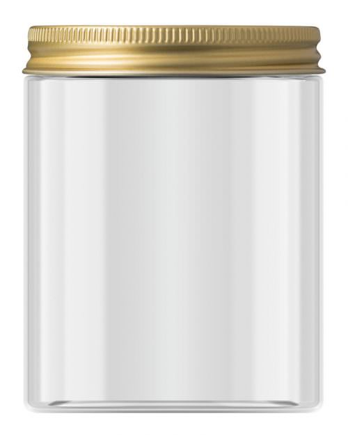 Straight Cylindrical 300ml