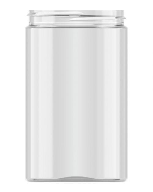Straight Cylindrical 400ml