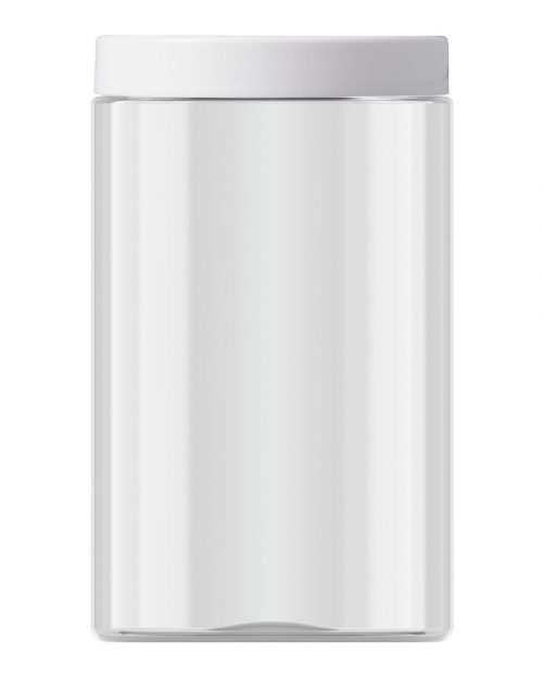 Straight Cylindrical 400ml
