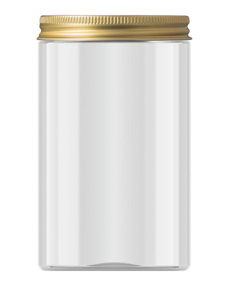 Straight Cylindrical 400ml 3