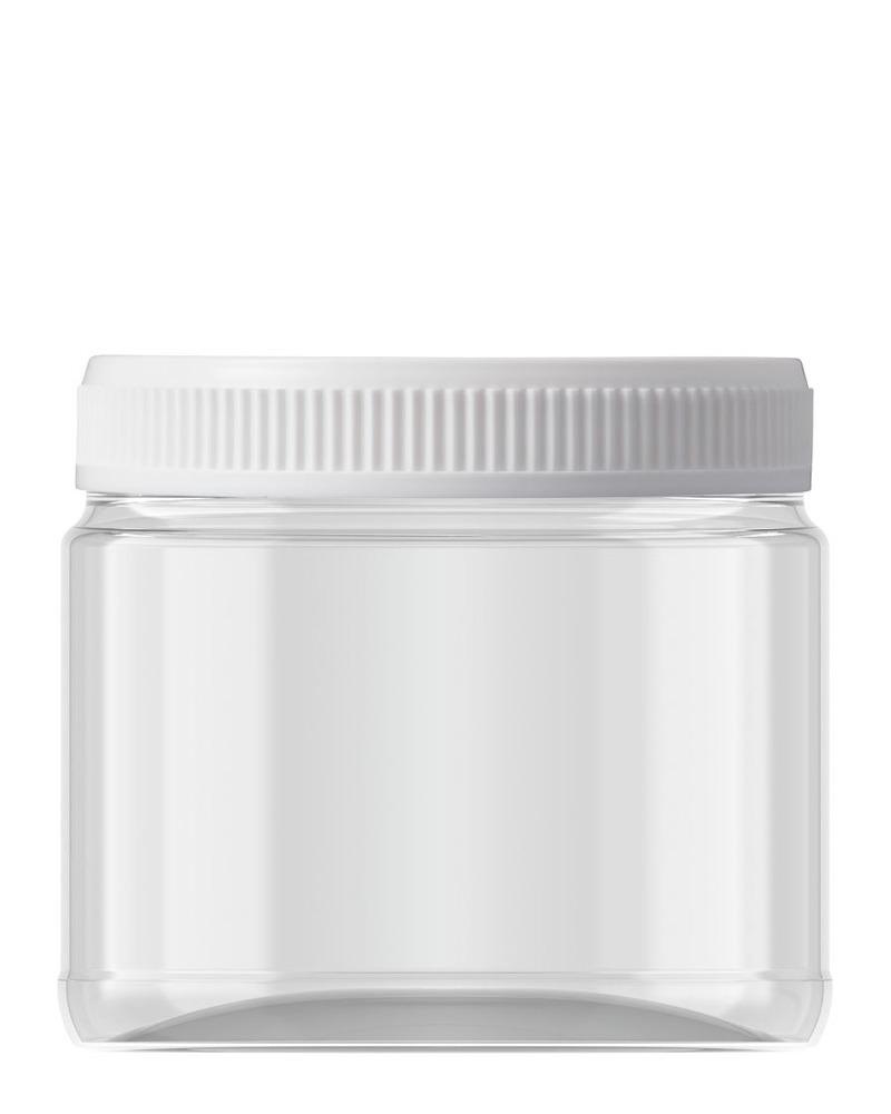 Round Jar 300ml 5