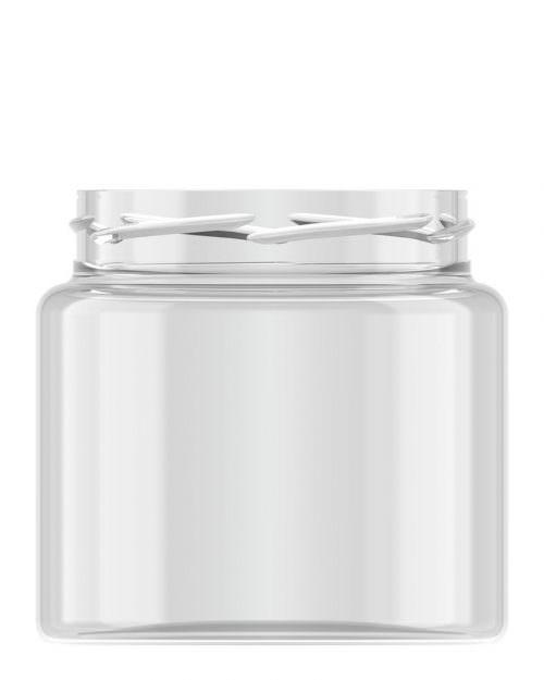 Round Jar 450ml