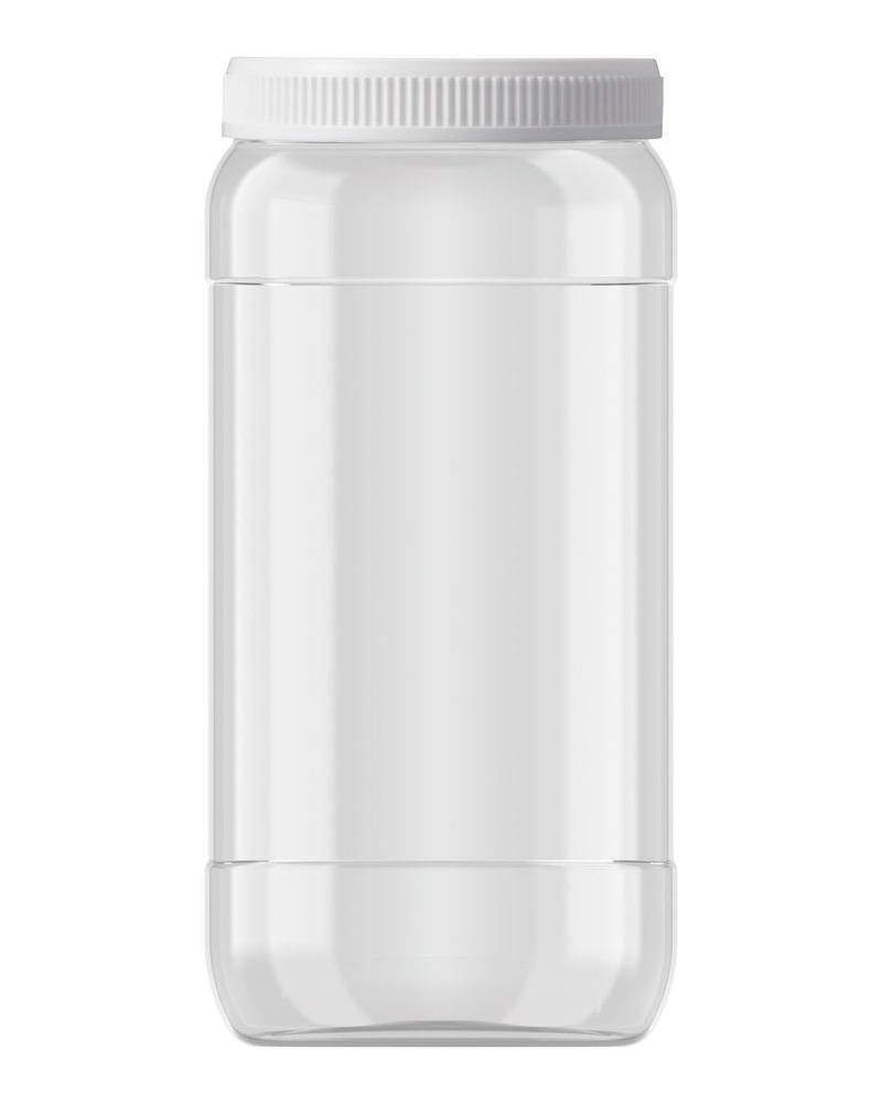 Recessed Cylindrical 1000ml 6