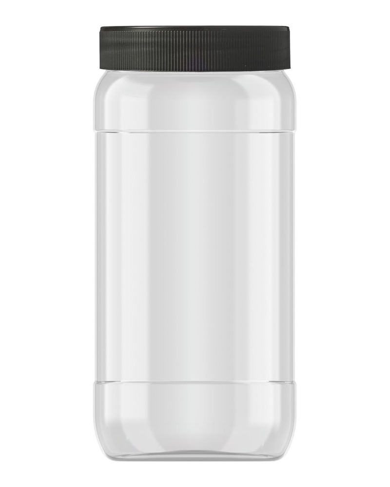 Recessed Cylindrical 1000ml 5