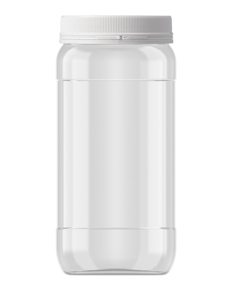 Recessed Cylindrical 1000ml 4