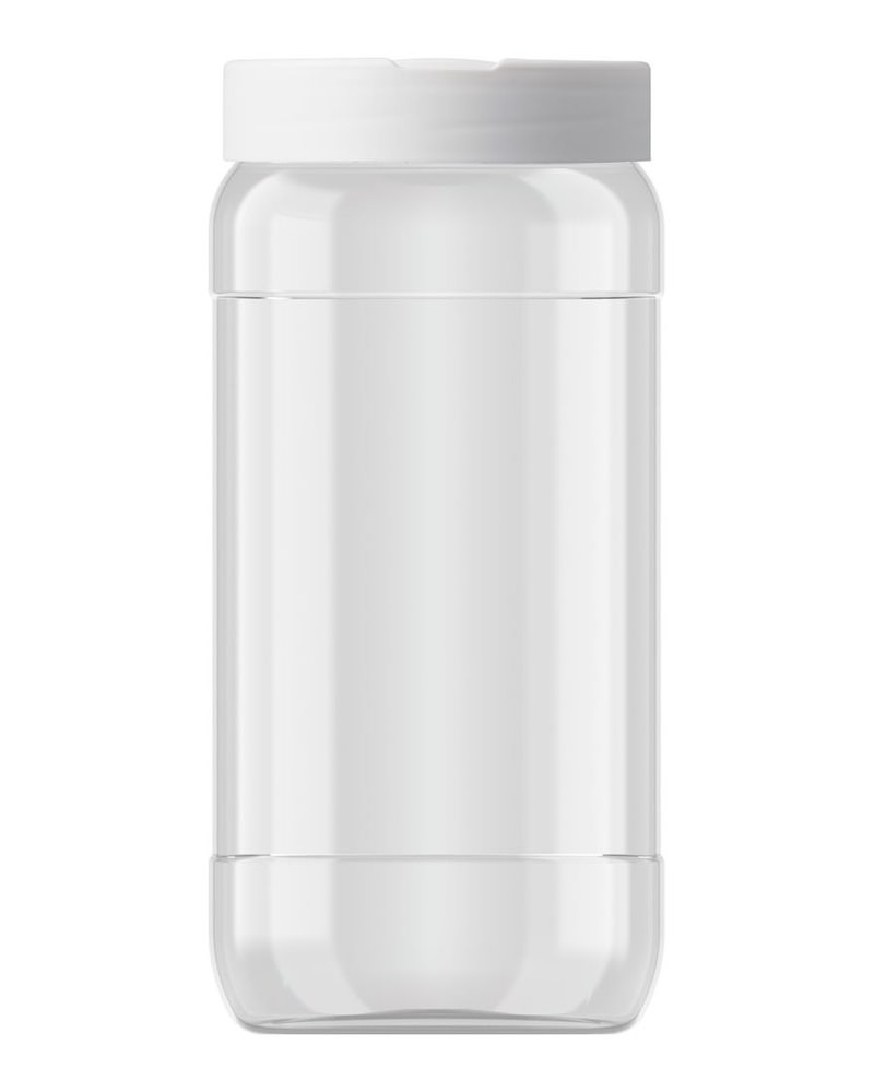 Recessed Cylindrical 1000ml 3