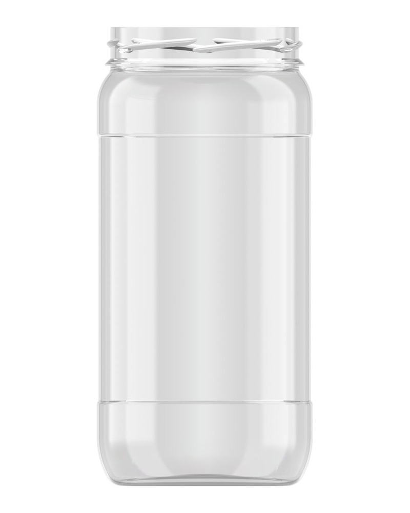 Recessed Cylindrical 1000ml 1