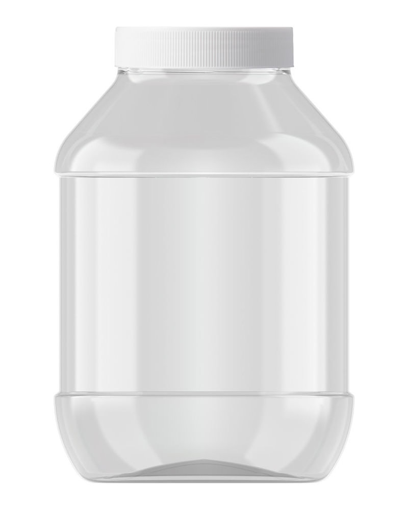 Recessed Cylindrical 2200ml 6