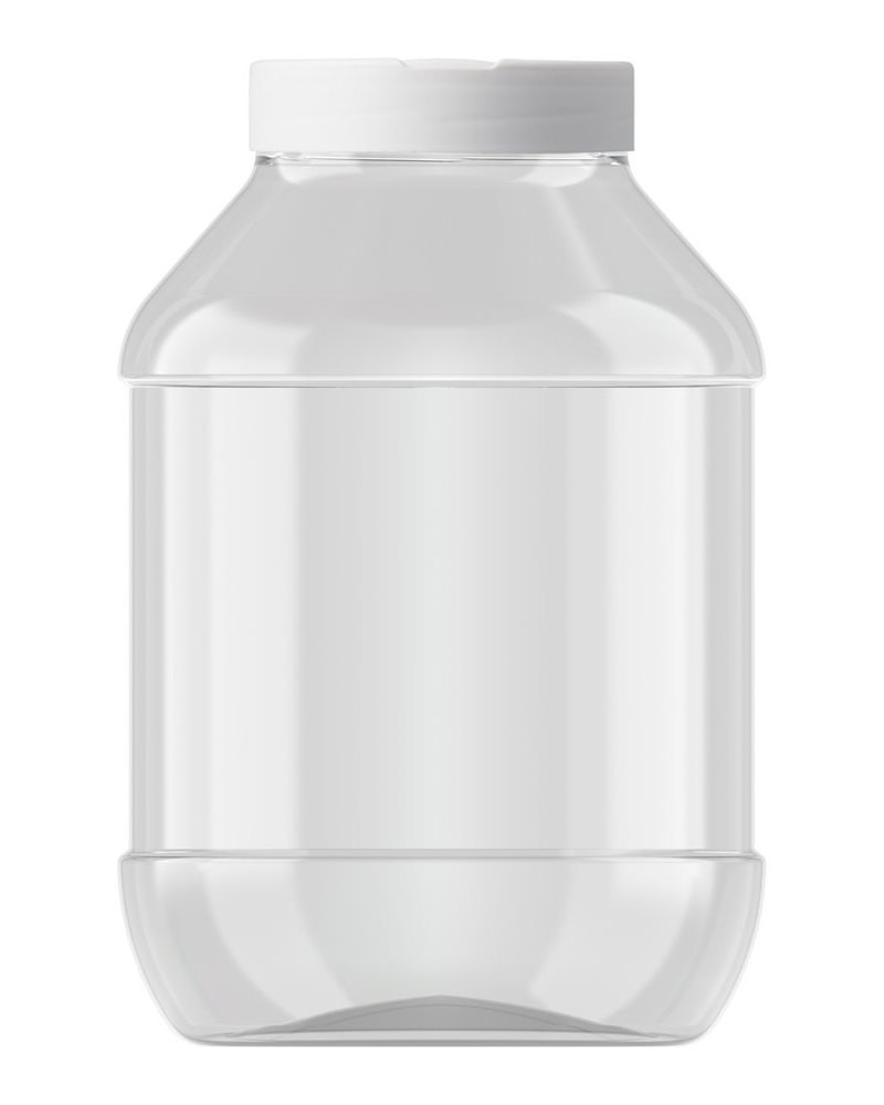 Recessed Cylindrical 2200ml 3