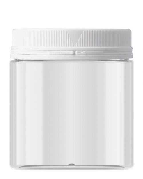 Straight Cylindrical 500ml