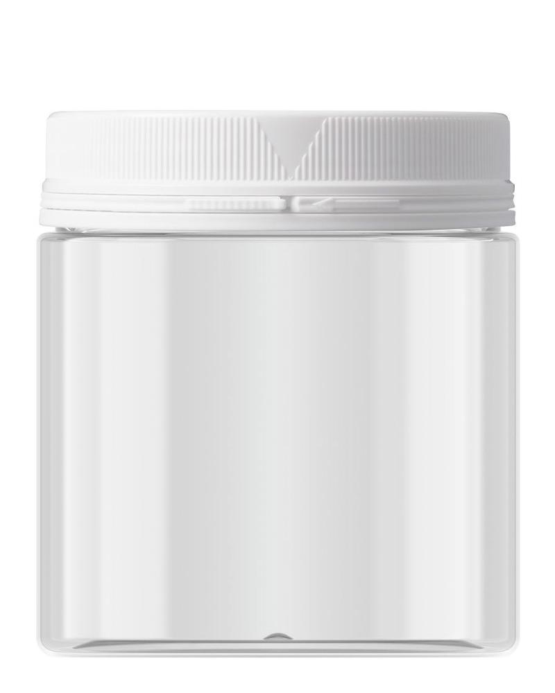 Straight Cylindrical 500ml 5
