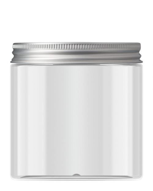 Straight Cylindrical 500ml