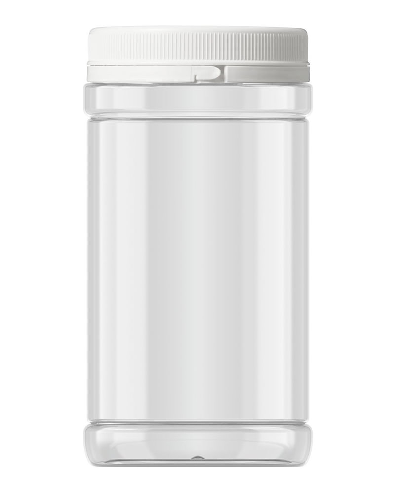 Recessed Cylindrical 1000ml 2