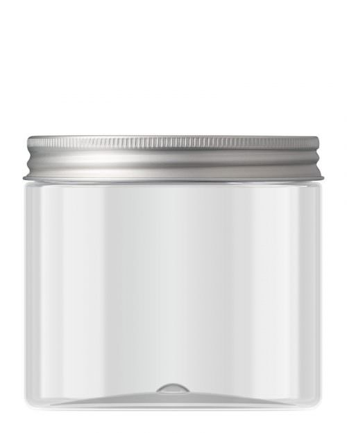 Straight Cylindrical 600ml