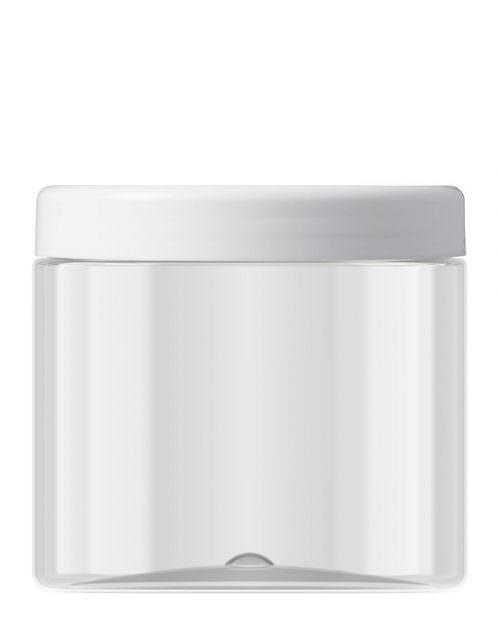 Straight Cylindrical 600ml