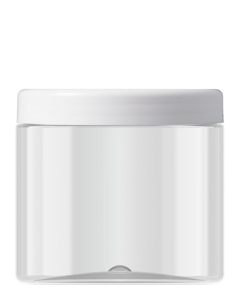 Straight Cylindrical 600ml 5