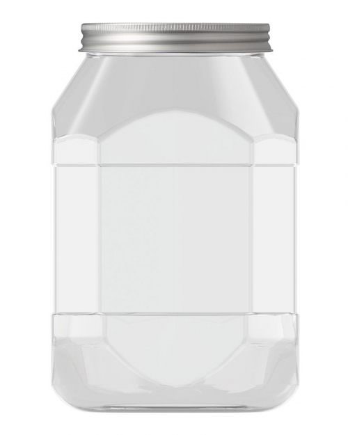 Recessed Octagonal 2000ml