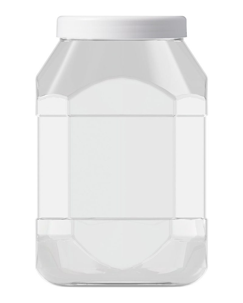 Recessed Octagonal 2000ml 4