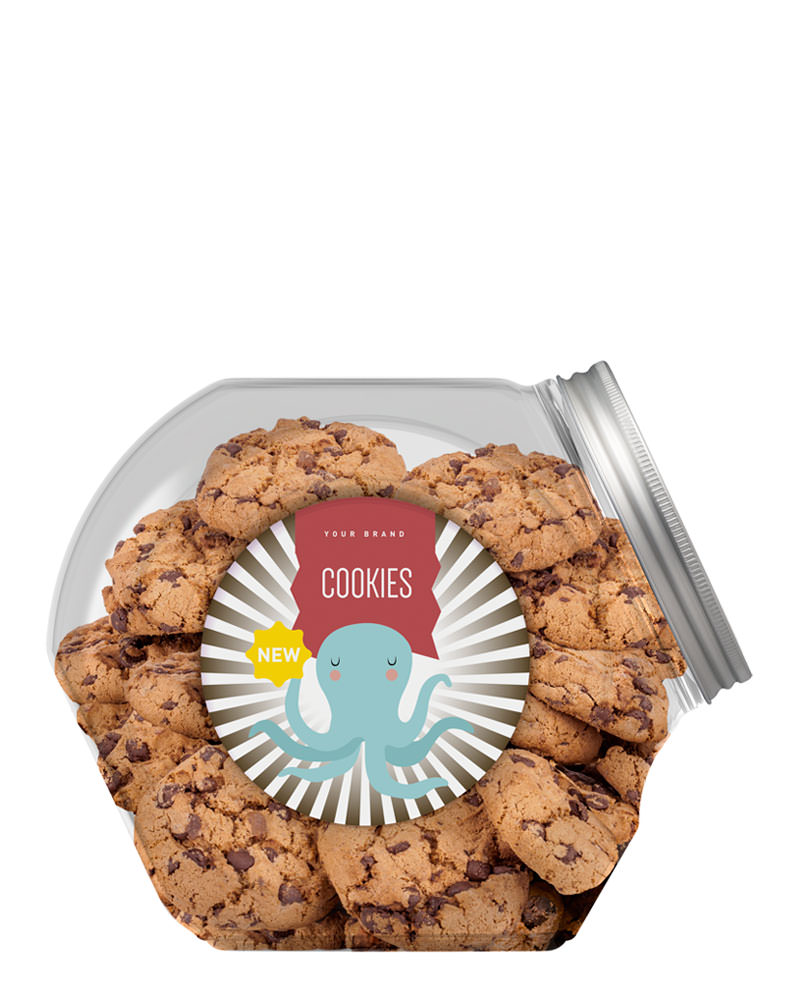 Cookie Jar 2500ml  2