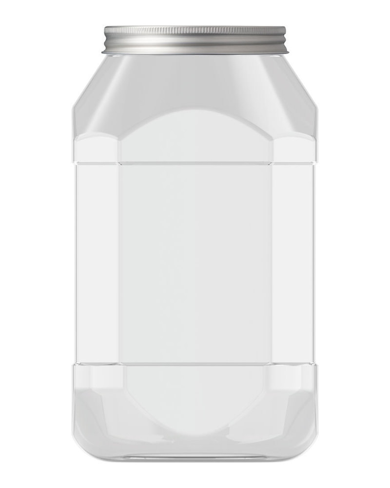 Recessed Octagonal 3250ml 6