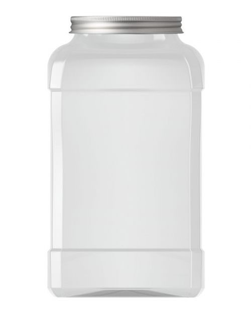 Rectangular Jar 4000ml