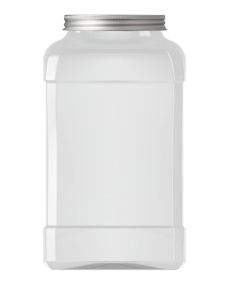 Rectangular Jar 4000ml 5