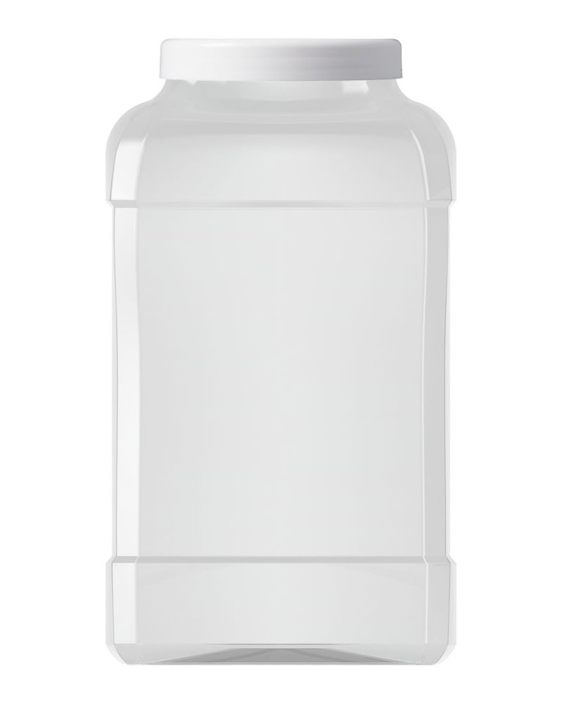 Rectangular Jar 4000ml 4