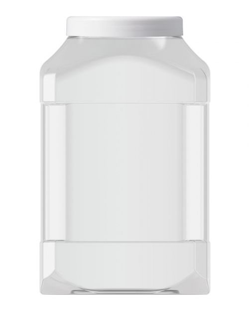 Recessed Octagonal 4500ml