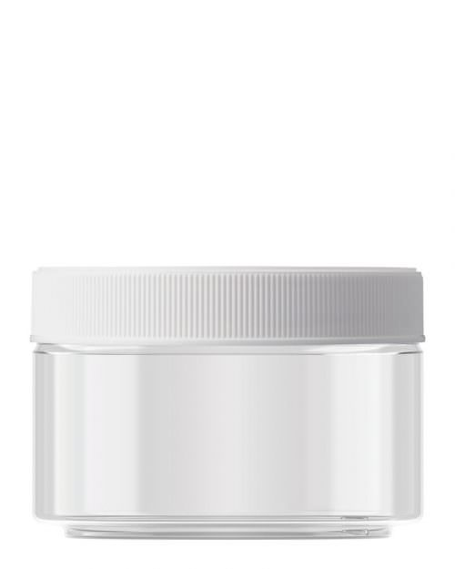 Round Jar 500ml