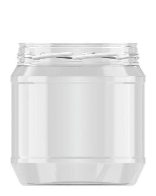 Recessed Cylindrical 1100ml