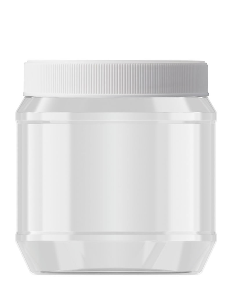 Recessed Cylindrical 1100ml 2