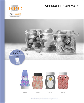 PETPower Leaflets Specialties Animals