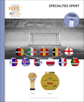 PETPower Leaflets Specialties Sports