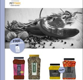 PETPower Spices Leaflets Lantern