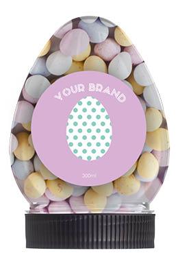 Nieuwe Producten Eggshelljar