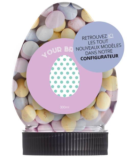 Spotlight Product Button EggShellJar FR